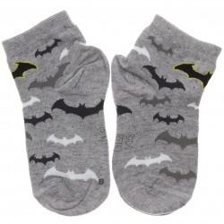 Meia Soquete Batman Infantil Estampas Sortidas - 30525