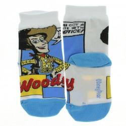 Meia Soquete Toy Story Infantil Menino Estampa Sortida 27017