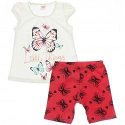 Pijama Infantil Have Fun Menina Borboletas 30180