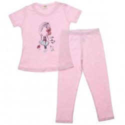 Pijama Infantil Have Fun Menina I Like Dog Calça 30745