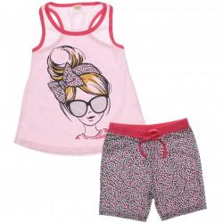 Pijama Infantil Have Fun Menina Nadador Boneca Óculos 30744