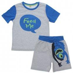 Pijama Infantil Have Fun Menino Balão Feed Me 31763