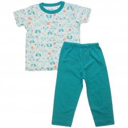 Pijama Infantil Have Fun Menino Gatinhos e Calça 31759
