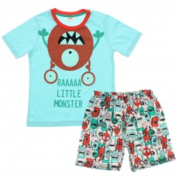 Pijama Infantil Have Fun Menino Little Monster 30170