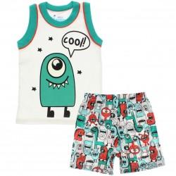 Pijama Infantil Have Fun Menino Monstrinho 30167