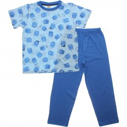 Pijama Infantil Have Fun Menino Monstros Calça 30736