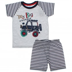 Pijama Infantil Have Fun Menino My Big Adventure 30746