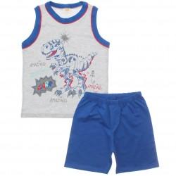 Pijama Infantil Have Fun Menino Regata Dinossauro 30173