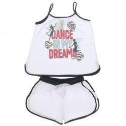 Pijama Verão Have Fun Infantil Menina Dance Dreams 29239