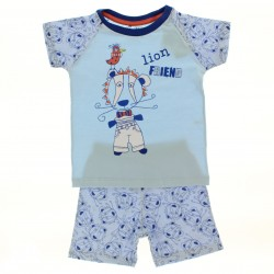 Pijama Ver�o Have Fun Infantil Menino Le�o Friend 29018