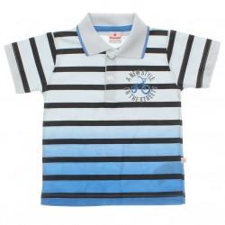 Polo Brandili Infantil Menino Listrada New Style 29971