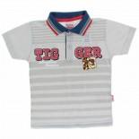 Polo Disney Infantil Menino Tigr�o Classic College - 25442