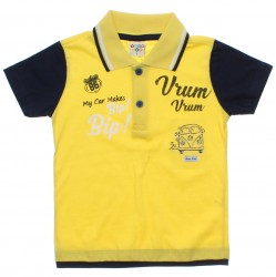 Polo Have Fun Infantil Bordado Kombi 30730