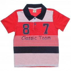 Polo Have Fun Infantil Classic Team 87 30708