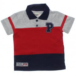 Polo Have Fun Infantil Costas Wordk Hard 31719