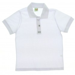 Polo Have Fun Infantil Menino Lisa Básica - 27323