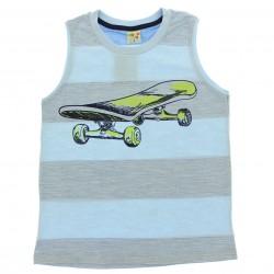 Regata Have Fun Infantil Menino Estampa Skate 29261