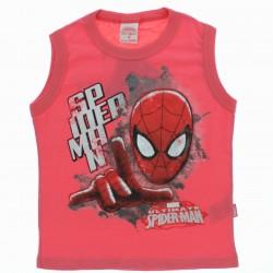 Regata Homem Aranha Infantil Menino Spider