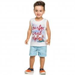 Regata Infantil Elian Crab Surf 31584