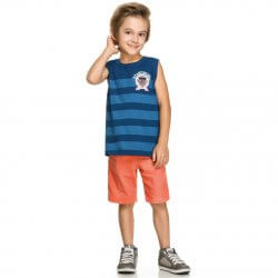 Regata Infantil Elian Listras Skate Board  Master Costas 31488