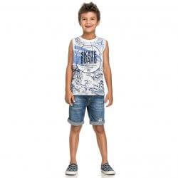 Regata Infantil Elian Skate Board 31487