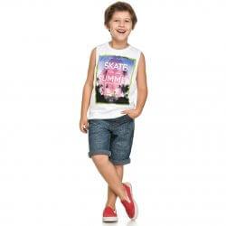 Regata Infantil Elian Skate Summer 31586
