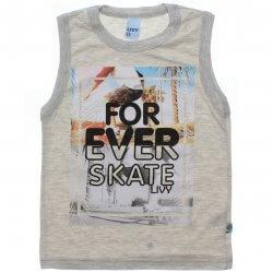 Regata Infantil Livy Menino Forever Skate 31817