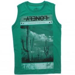 Regata Juvenil Rovitex Teen Estampa Cactus Lonely 30533