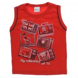Regata Kaiani Infantil Menino Collection TV 27787