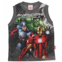 Regata Marvel Infantil Vingadores Assemble Her�is 29934