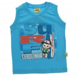 Regata Turma da M�nica Baby Cebolinha Surf 28641
