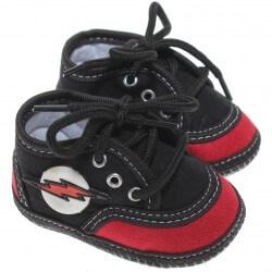 Sapato Keto Baby Menino Cadarço Raio Presponto 31269