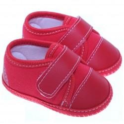 Sapato Keto Baby Unissex Velcro Corino 31266