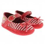 Sapato Pimpolho Beb� Menina Nenem Cora��o Metal - 24656
