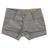 Shorts Jeans Pull-ga Infanitl Juvenil Menina Metalizado - 24
