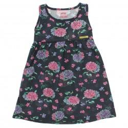 Vestido Alakazoo Infantil  Estampado Flores 28807