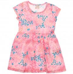 Vestido Brandili Club Infantil Estampado Sortido 29915