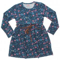 Vestido Brandili Cotton Menina Estampado Flores 30927