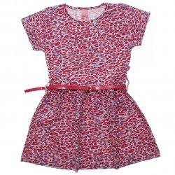 Vestido Infantil Livy Oncinha com Cinto 31787