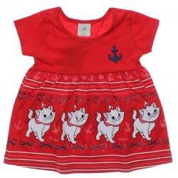 Vestido Marie Bebê Bordado Âncora 31427
