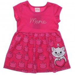 Vestido Marie Infantil Bordado Lantejoula Barra Estampada 31562