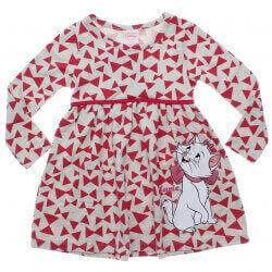 Vestido Marie Infantil Estampa Abstrata 30942
