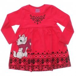Vestido Marie Infantil Estampa Abstrata Colar 29618