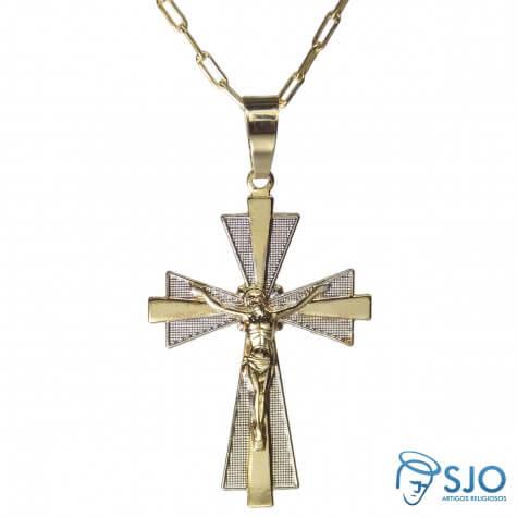 Colar com Crucifixo