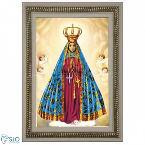 Quadro Religioso Nossa Senhora Aparecida - Mod. 2