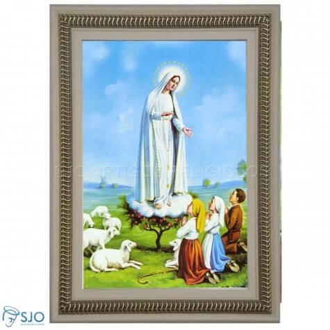 Quadro Religioso Nossa Senhora de F�tima