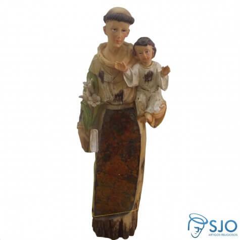 Imagem de resina Santo Antônio - Modelo 2 - 30 cm