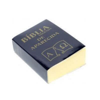 Bíblia Sagrada de Aparecida - Simples - Bolso
