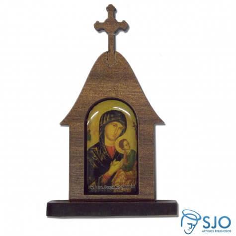 Capela de Nossa Senhora do Perpétuo Socorro - 9 cm