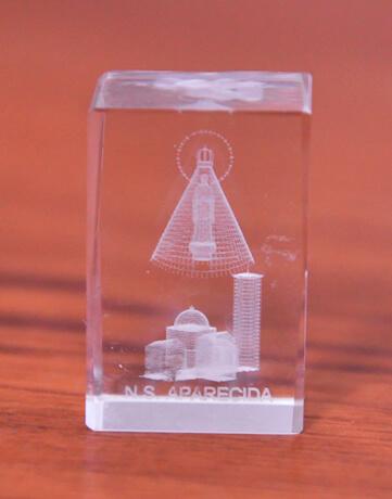 Cristal de Aparecida - 2,5 cm